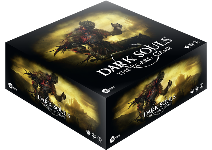 Dark Souls - The Boardgame