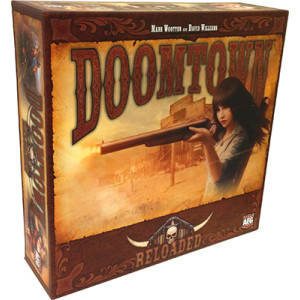 Doomtown Reloaded LCG