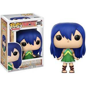 Funko pop - Fairy Tail - Wendy Marvel