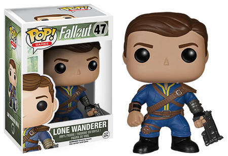 Funko Pop - Fall Out - Lone Wanderer