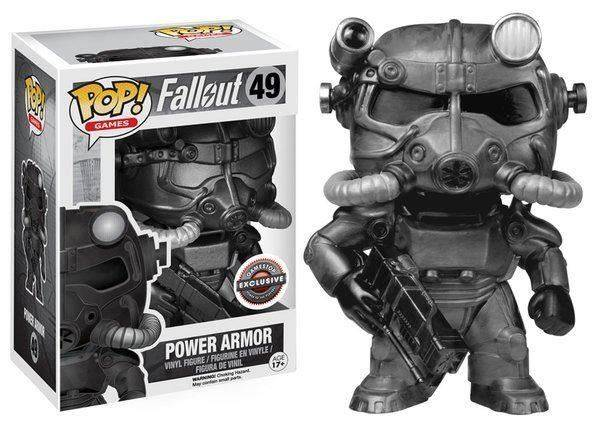 Funko Pop - Fallout - Power Armor
