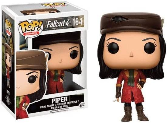 Funko Pop - Fallout 4 - Piper
