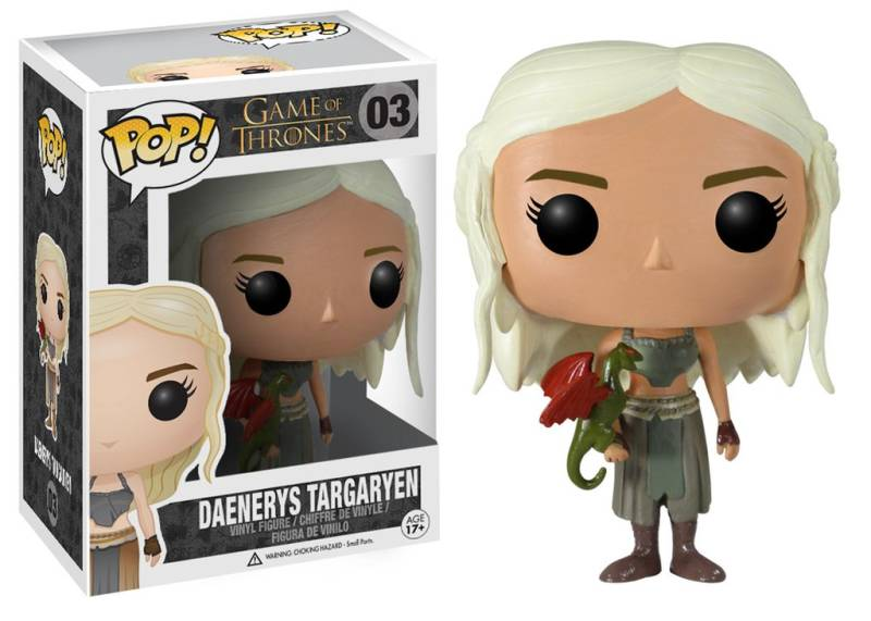 Funko Pop - Game of Thrones - Daenerys Targaryen