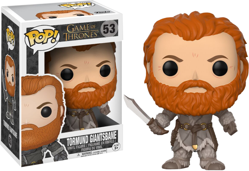 Funko Pop - Game of Thrones - Tormund Giantsbane