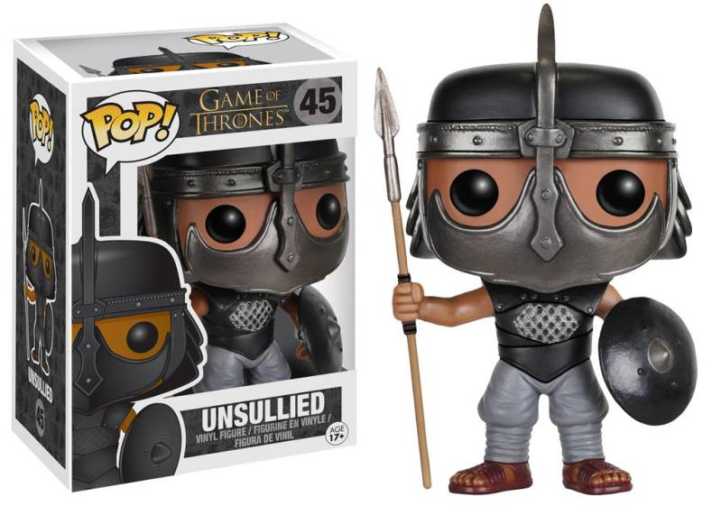 Funko Pop - Game of Thrones - Unsullied