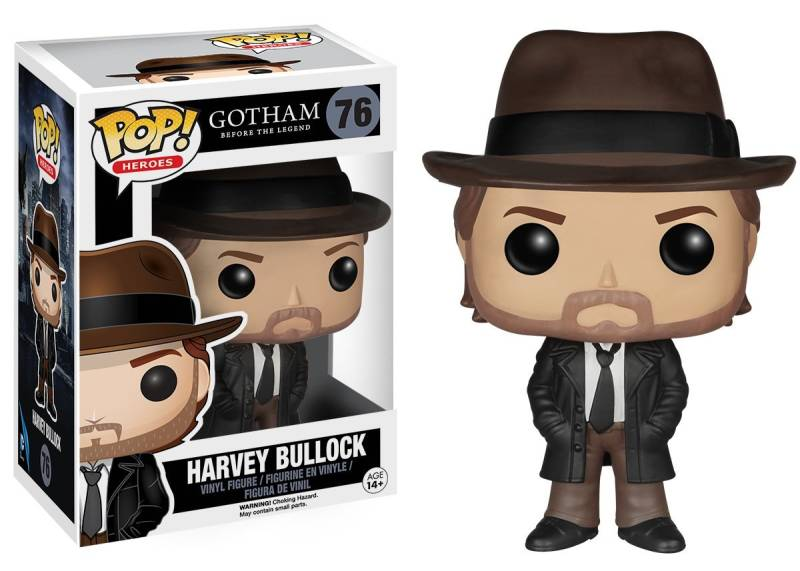 Funko Pop - Gotham - Harvey Bullock