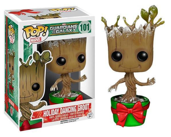 Funko Pop - Guardians of the Galaxy - Holiday Dancing Groot