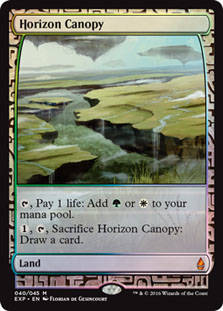 Magic Singles - Zendikar Expeditions - Horizon Canopy NM