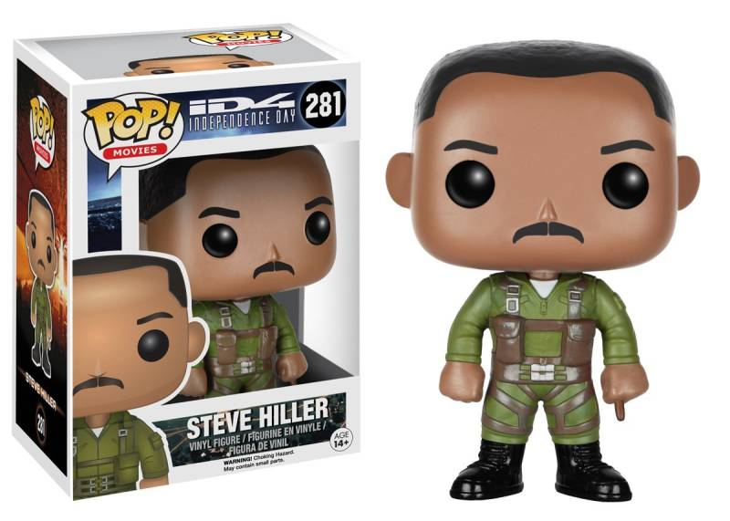 Funko Pop - Independence Day - Steve Hiller (sale)