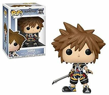 Funko Pop - Kingdom Hearts - Sora