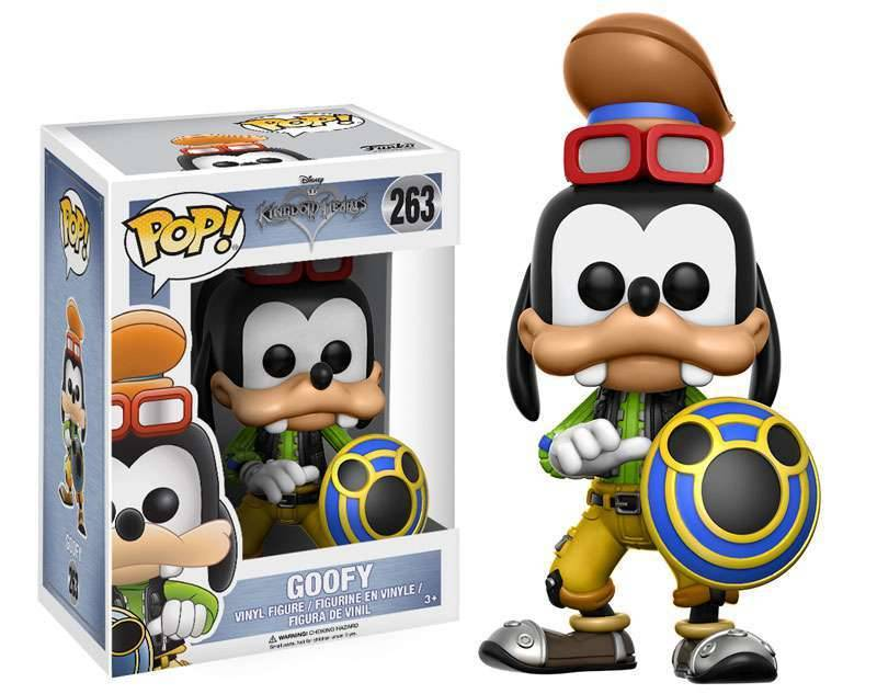 Funko Pop - Kingdom Hearts - Goofy