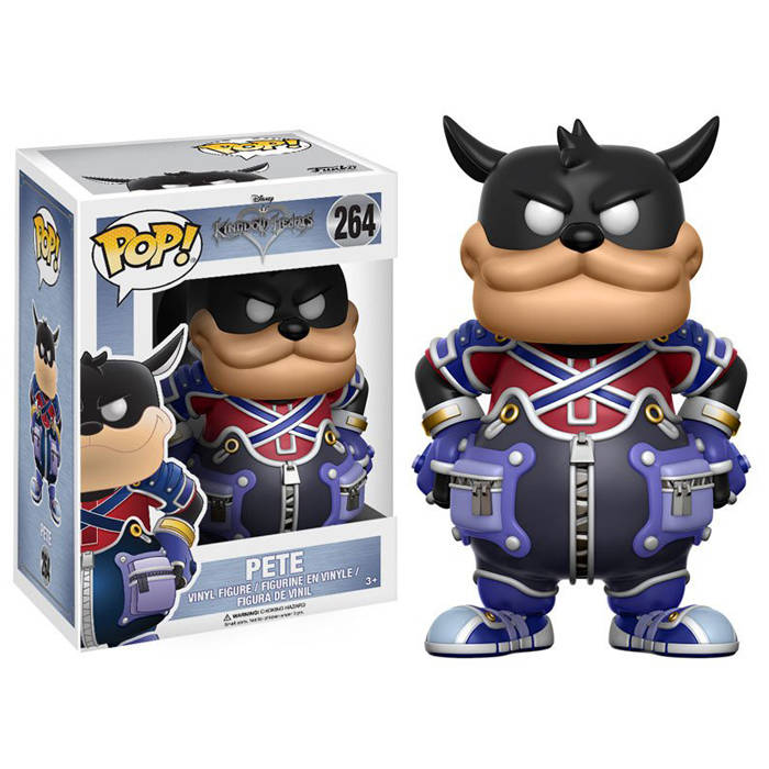 Funko Pop - Kingdom Hearts - Pete