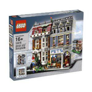 Lego 10128 - Pet Shop