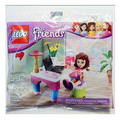 Lego Friends 30102 - Olivia's Desk polybag