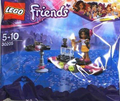 Lego 30205 - Friends - Pop Star Red Carpet