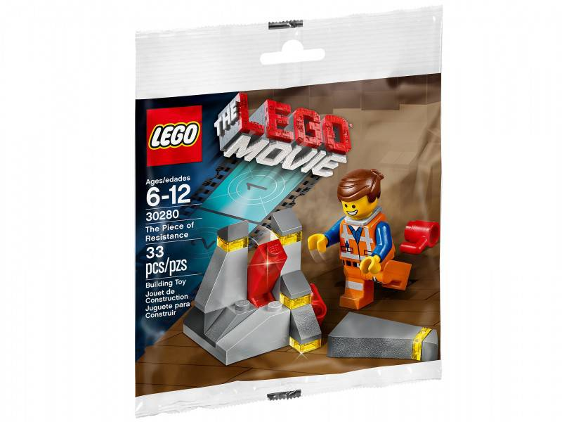 Lego 30280 - Lego Movie - Piece of Resistance