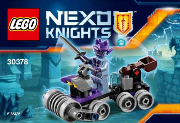 Lego 30378 - Nexo Knights - Shrunken Headquarters