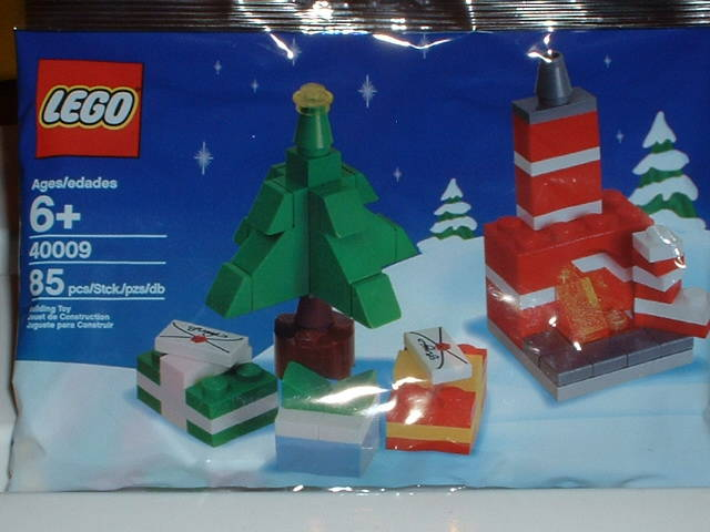 Lego 40009 - Holiday Building Set