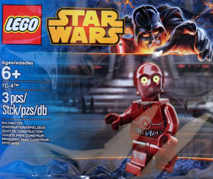 Lego 502122 - Star Wars - TC-4