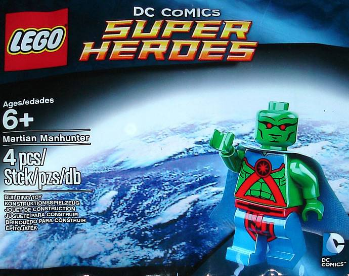 Lego 5002126 - Super Heroes - Martian Manhunter
