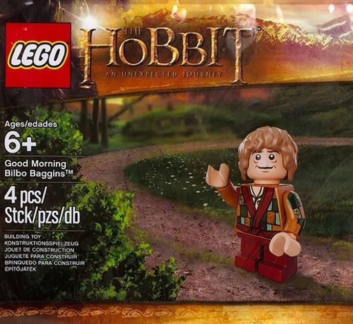 Lego 5002130 - The Hobbit - Good Morning Bilbo Baggins