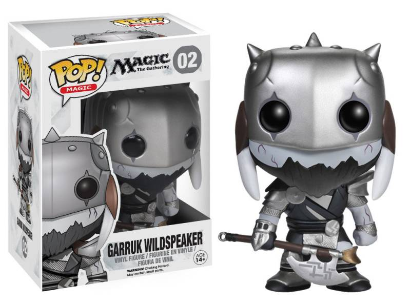 Funko Pop - Magic - Garruk Wildspeaker