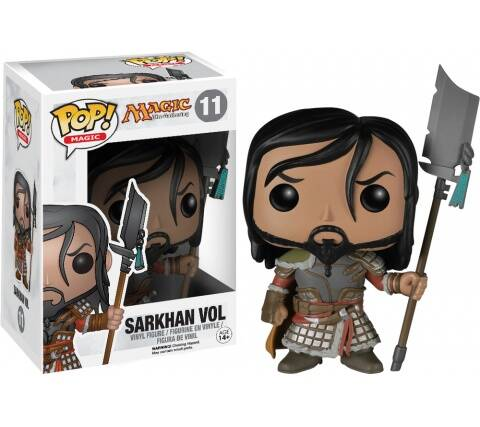 Funko Pop - Magic - Sarkhan Vol
