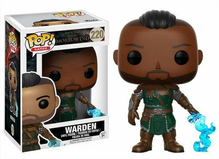 Funko Pop - Morrowind - Warden