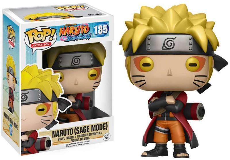 Funko Pop - Naruto - Naturo (Sage Mode)
