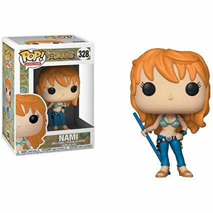 Funko Pop - One Piece - Nami
