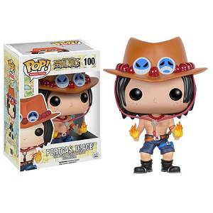 Funko Pop - One Piece - Portgas D Ace