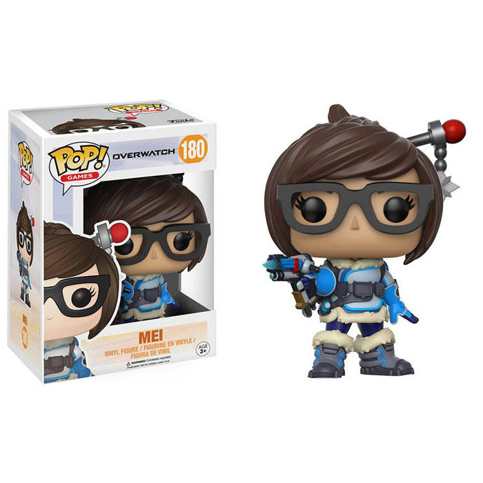 Funko Pop - Overwatch - Mei
