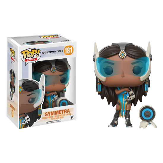 Funko Pop - Overwatch - Symmetra