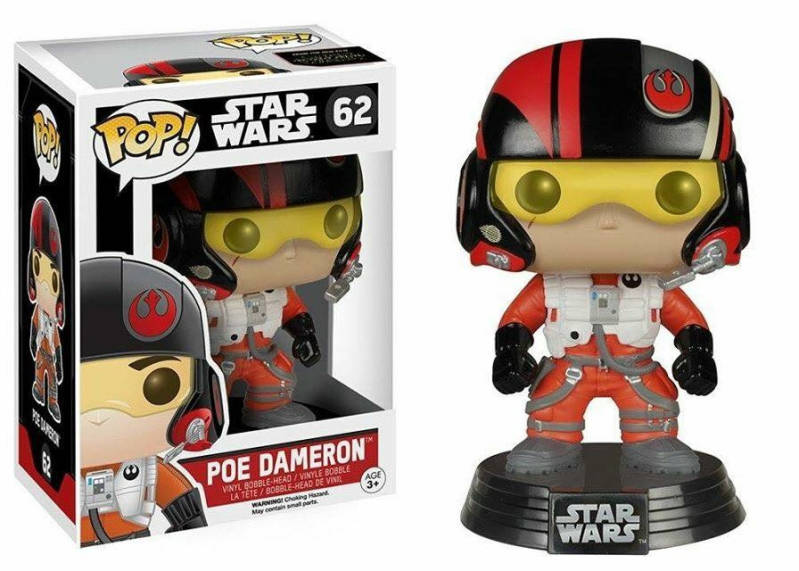 Funko Pop - Star Wars - Poe Dameron