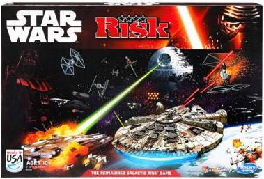 Risk - Star Wars (NL)
