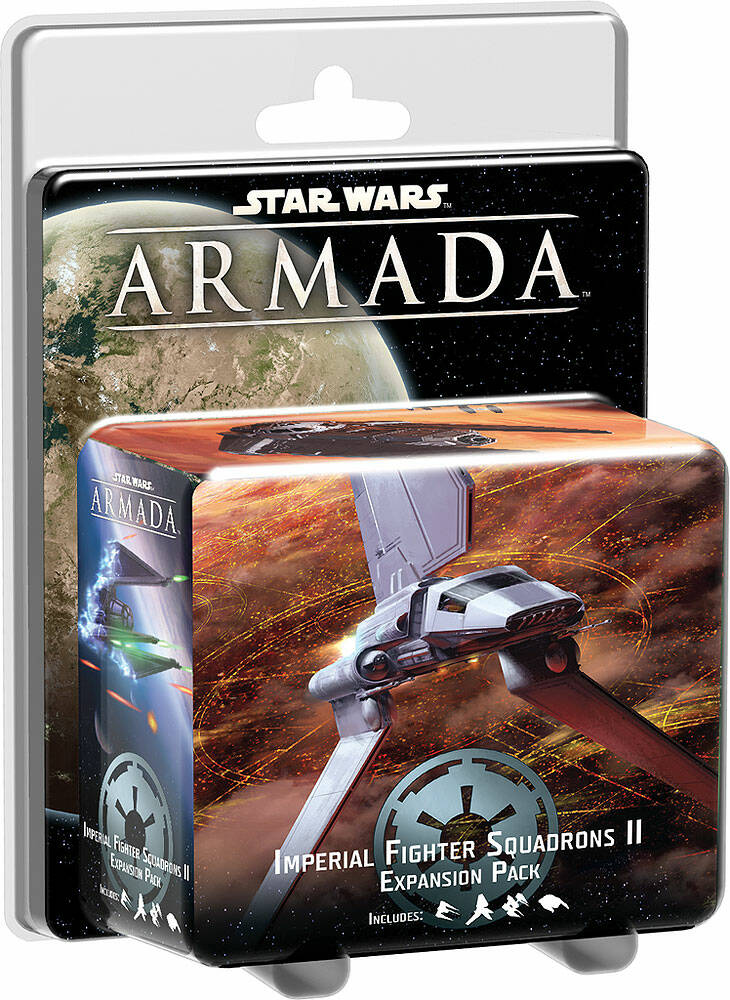 Star Wars Armada - Imperial Fighters II