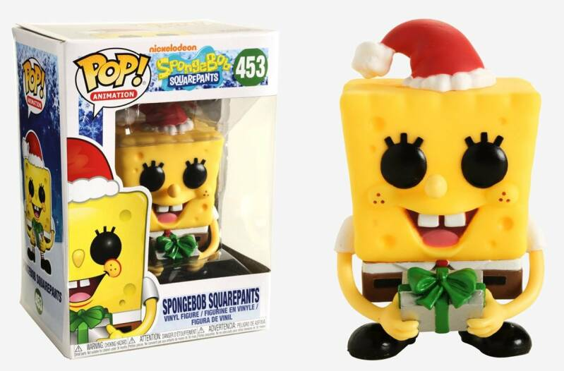 Funko Pop - Spongebob Squarepants - Christmas Spongebob