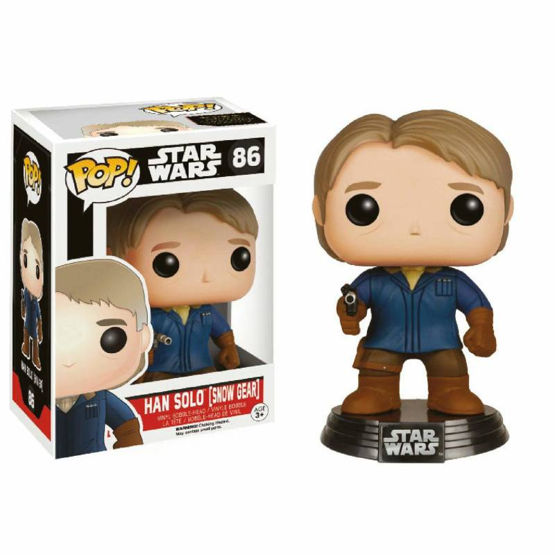 Funko Pop - Star Wars - Han Solo (Snow Gear)  SALE!