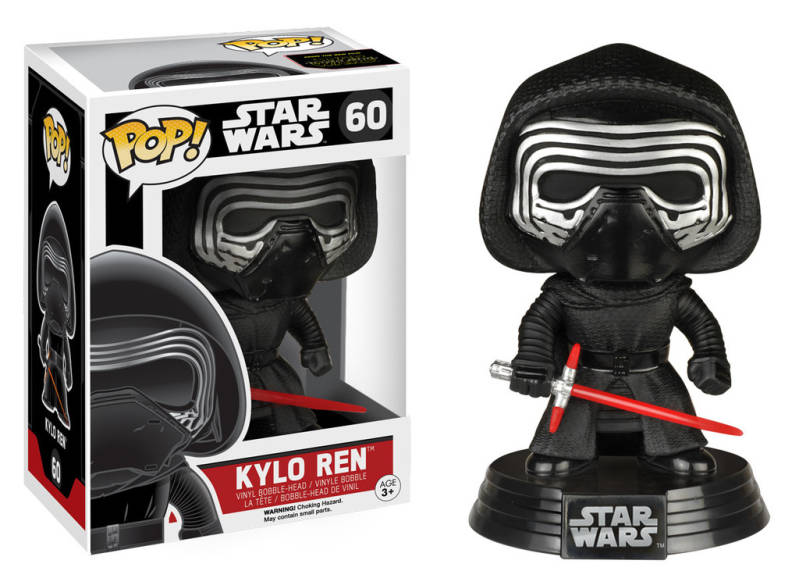 Funko Pop - Star Wars - Kylo Ren
