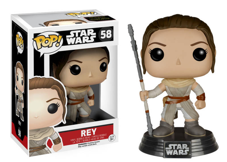 Funko Pop - Star Wars - Rey       (Sale)