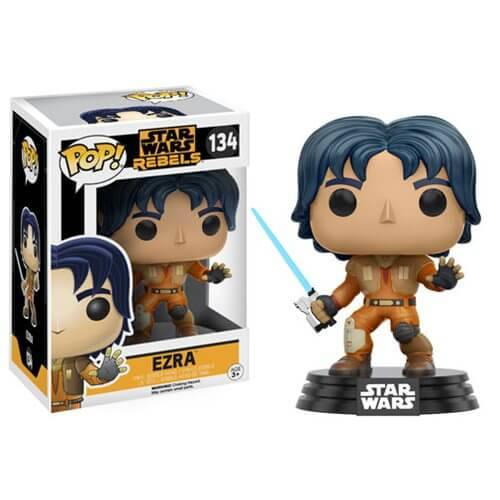 Funko Pop - Star Wars Rebels - Ezra