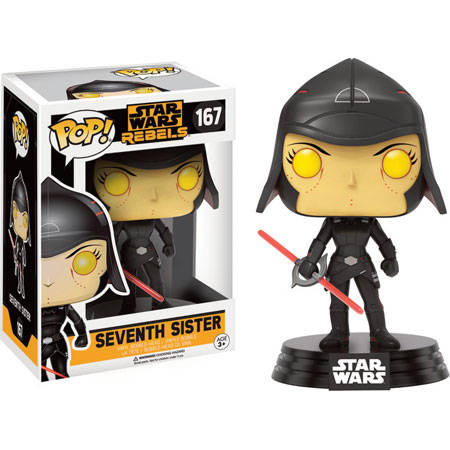 Funko Pop - Star Wars Rebels - Seventh Sister