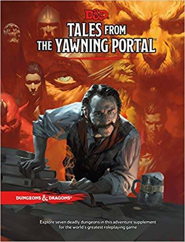D&D - 5th Ed. - Tales of the Yawning Portal