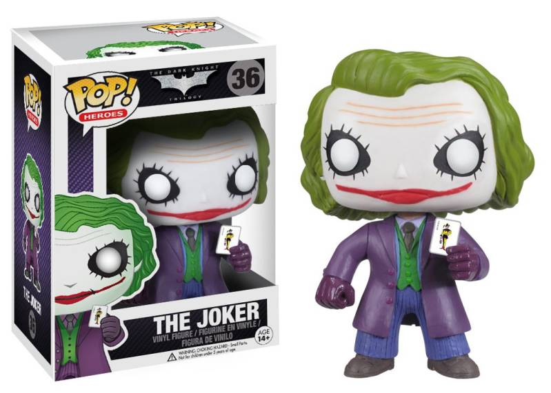 Funko Pop - The Dark Knight - The Joker