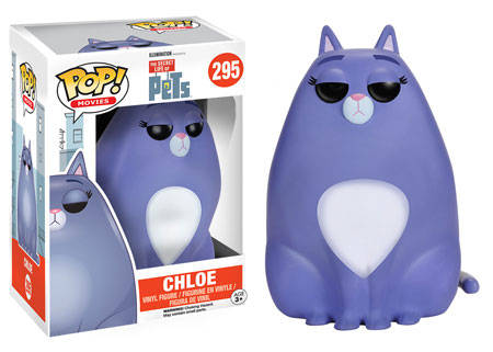 Funko Pop - The Secret Life of Pets - Chloe Sale