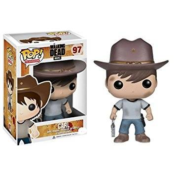 Funko Pop - The Walking Dead - Carl