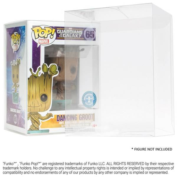 Ultimate Guard - Funko Pop Protective Case