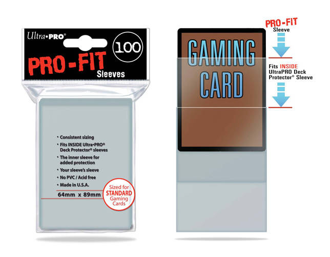Ultra Pro - Pro Fit Sleeves (100)