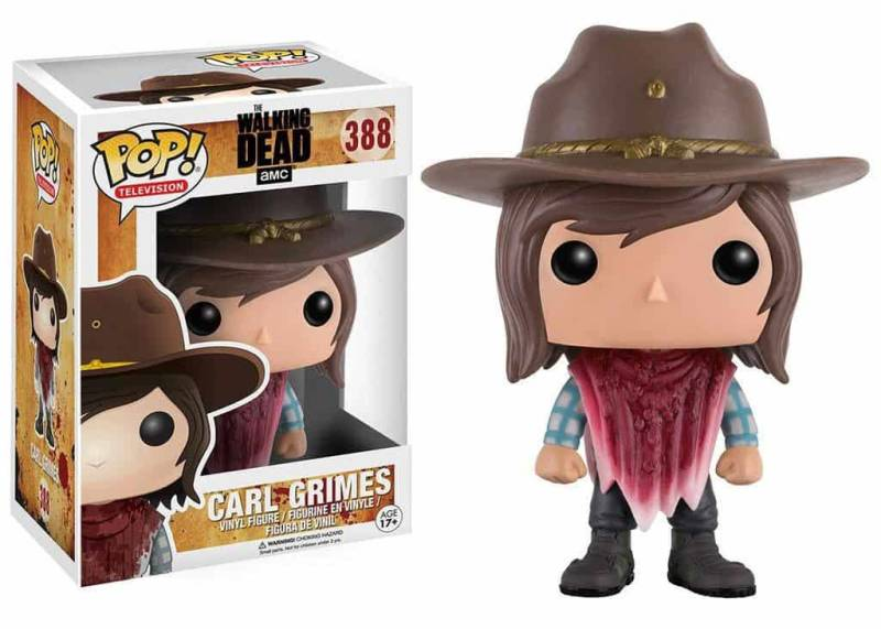 Funko Pop - The Walking Dead - Carl Grimes