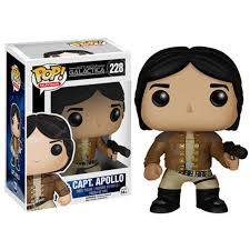 Funko Pop - Battle Star Galactica - Capt. Apollo